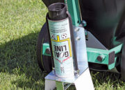 Optional Double-Play Aerosol Attachment