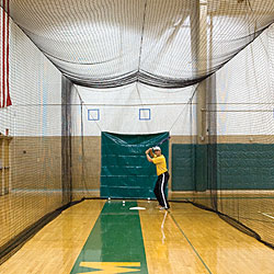 Batting Cages Hitting Tunnels Batting Practice