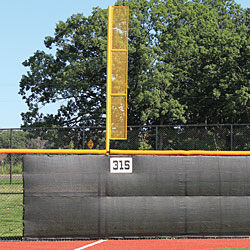 Baseball Foul Poles Foul Pole Kit
