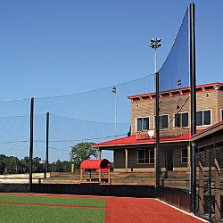 Baseball Backstop Netting Soccer Barrier Netting
