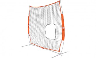 Bownet Pitch Thru Screen