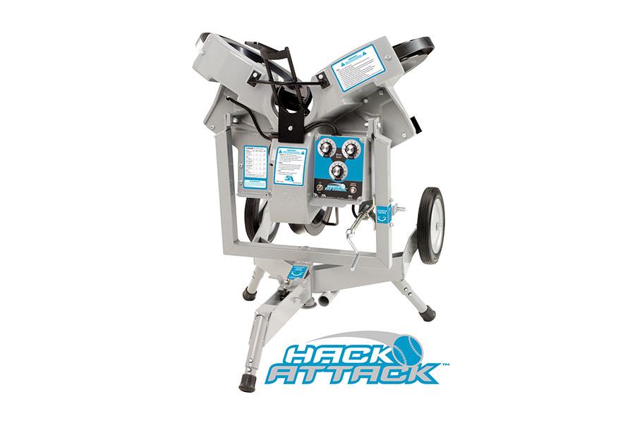 jr hack attack pitching machine