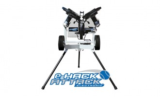 """e-Hack Attack"" Baseball & Softball Pitching Machines"