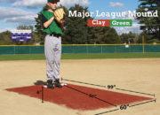 Major League Mound