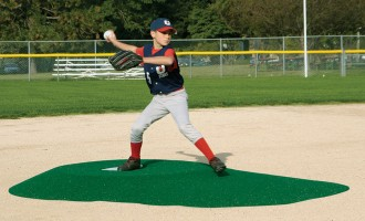 True Pitch Portable Game Mounds
