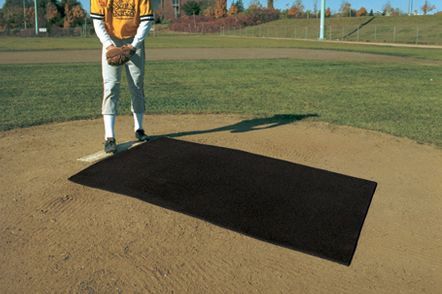 powerline w softball sports pro with finch mat jennie mats pitching deck on