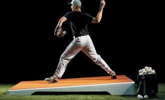Pitch Pro 10-inch Professional Batting Practice Platform
