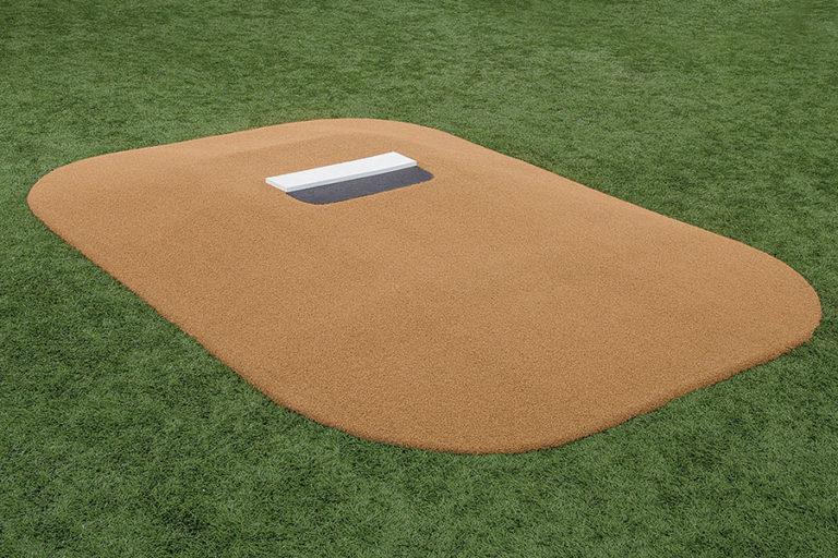 6-inch 14 & Under Portable Game Mound