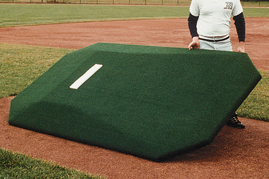 How To Build A Portable Pitching Mound >> Portable Pitching Mound | Proper Pitch Game Mound