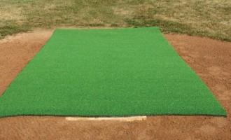 6' x 12' Artificial Turf Mat