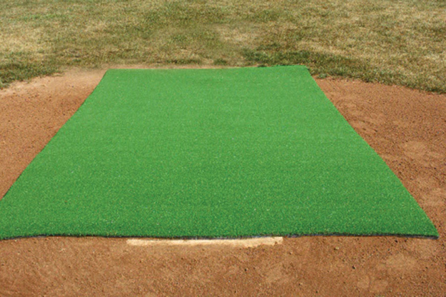 Artificial turf Indoor 6u2032 12u2032 Artificial Pique Newsmagazine Turf Mats Protective Mat