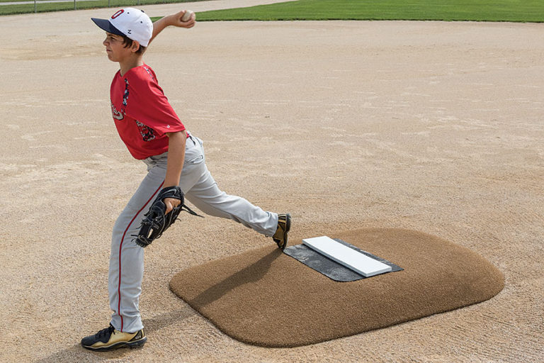 Pitch Pro 465 6 in portable game mound