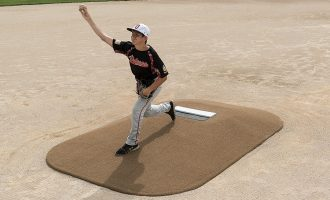 Pitch Pro 898 8 in Portable Game Mound