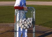 Portable Ball Holder