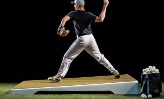 Pitch Pro 10-inch Professional Batting Practice Platform Mound