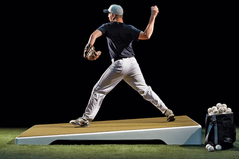 Pitch Pro 10-inch Professional Batting Practice Platform Mound