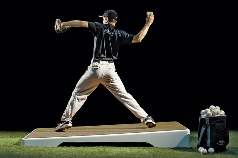 Pitch Pro 8-inch Batting Practice Platform Mound