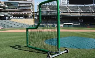 TuffScreen Pitcher's L at Target Field Minneapolis