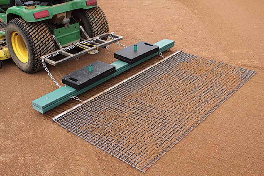 Baseball Tractor Drag : Beacon adjustable weight nail drag system
