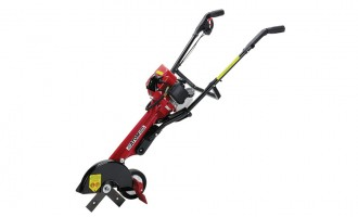 A highly maneuverable, fast and easy-to-use edger