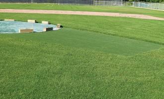 Pitcher's Mound Trapezoid Turf Kits