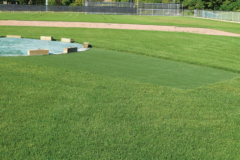 Pitcher's Mound Trapezoid Turf Kits