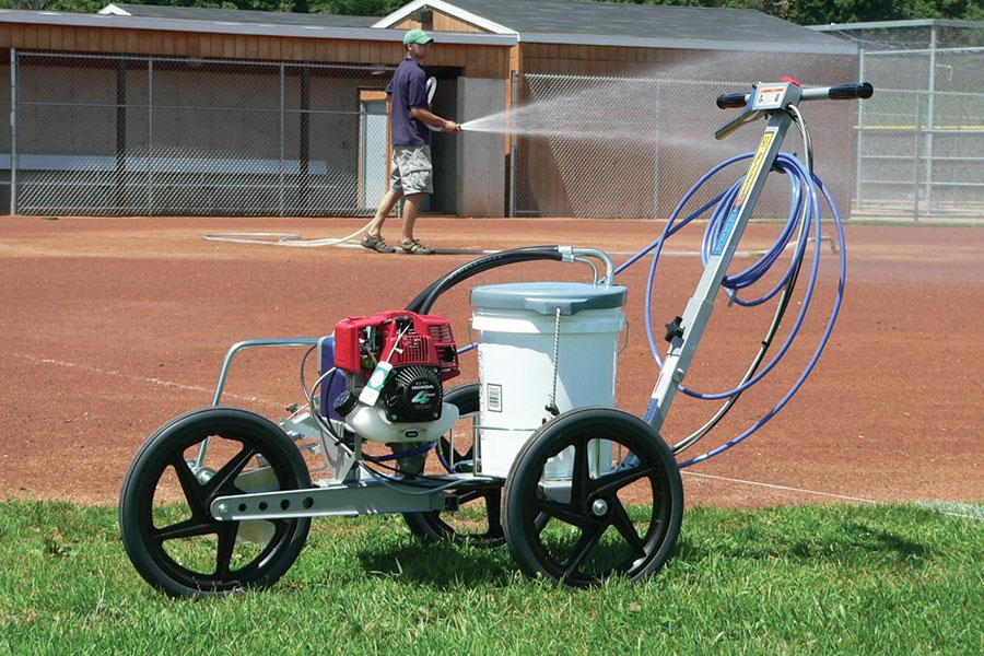 field marking field paint sprayer
