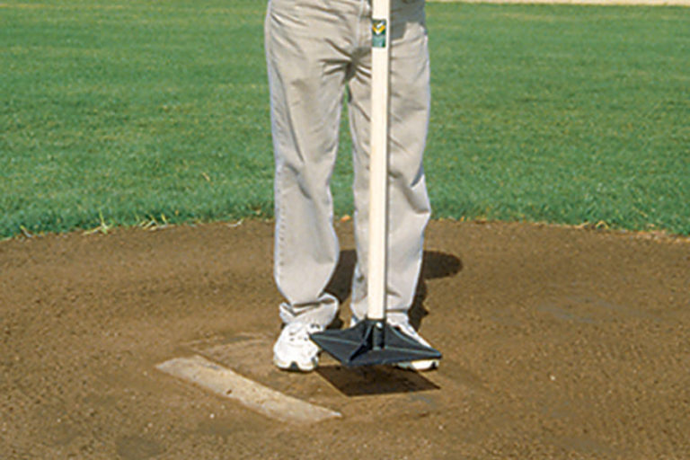 Essential for maintaining high traffic areas around the mound and home plate