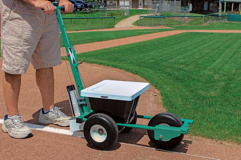 baseball field chalk machine