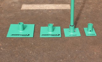 The Sweet Spot Tamp System with 4 interchangeable heads