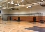Phantom 70ft Indoor Batting Cage Coopertown Middle School