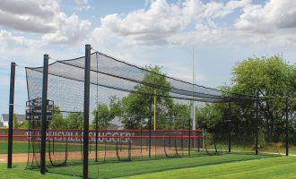 TUFF1 Louisville Slugger field