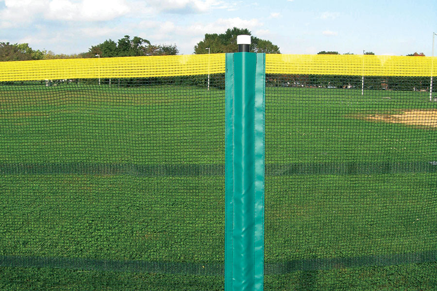 Portable Fence Sections Home Run Kits Pole Pockets