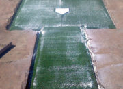 Jox Box before top dressing