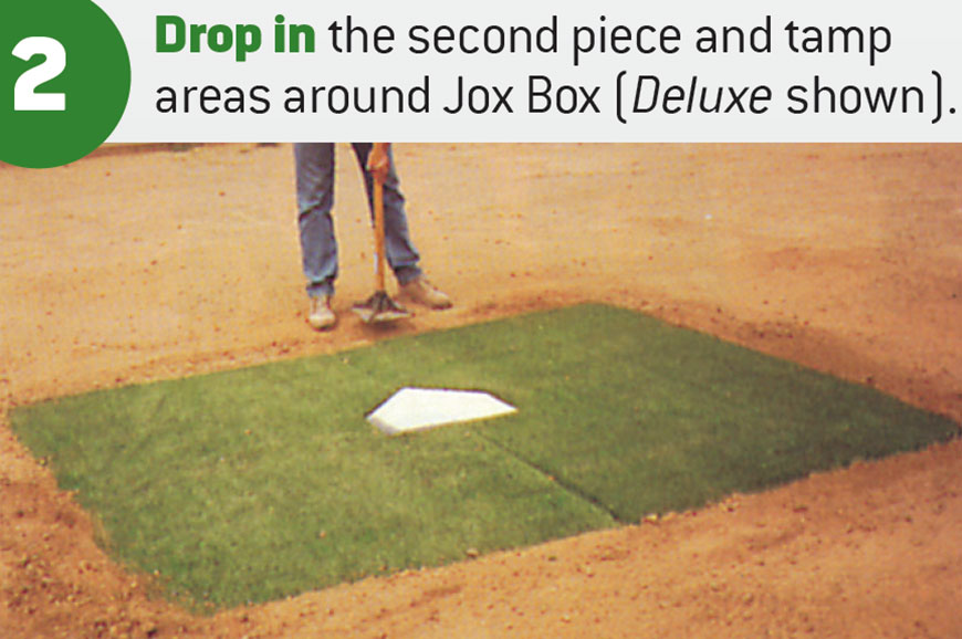 Jox Box Bases Amp Pitcher S Mound Fortification