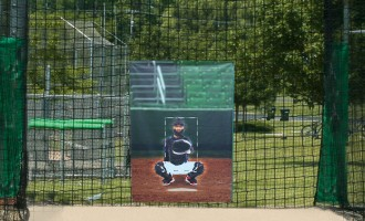 Help protect your batting cage net against excessive wear