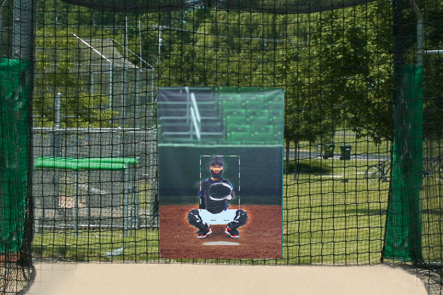 Batting Cage Net Protectors Beacon Athletics Store