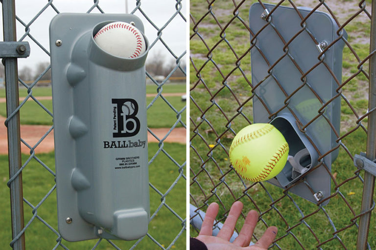 Ball Baby In-Fence Ball Return