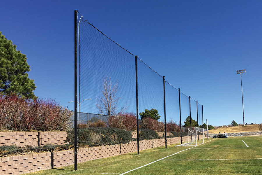 Barrier Netting Containment Systems