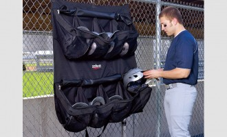 Dugout Helmet Rack / Bag