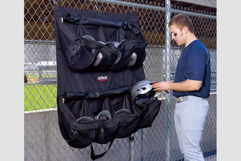 Dugout Helmet Rack / Bag