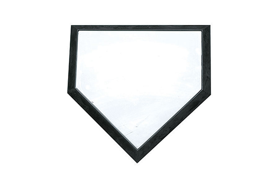 hollywood mlb home plate home plates slow pitch mats,Home Plate Design