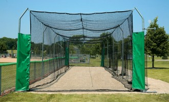 TUFFframe Modular Outdoor Batting Cage