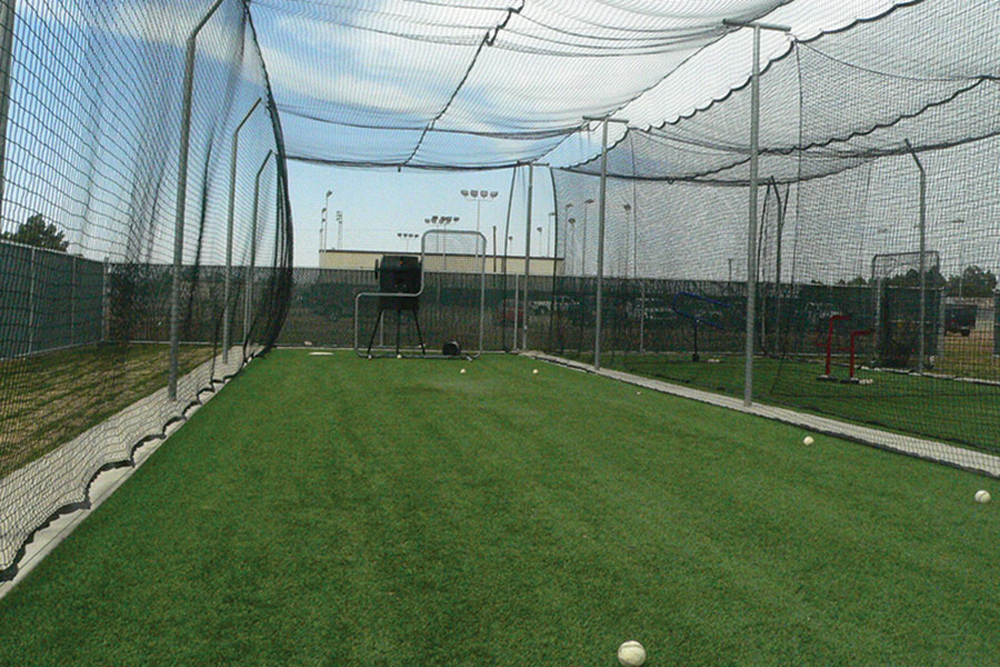 Outdoor Batting Cage Modular System