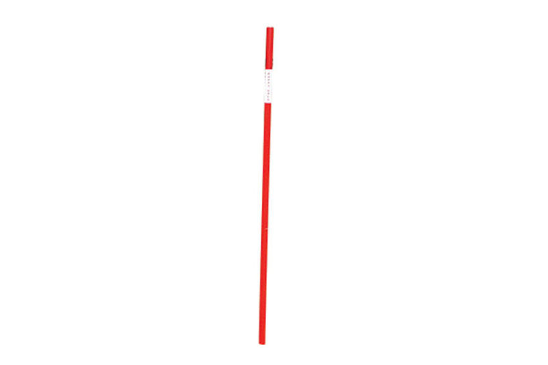 Rigid 64″ polyfence pole