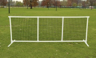 Black mesh shown