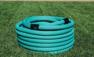 Groundskeeper's ultra light field hose