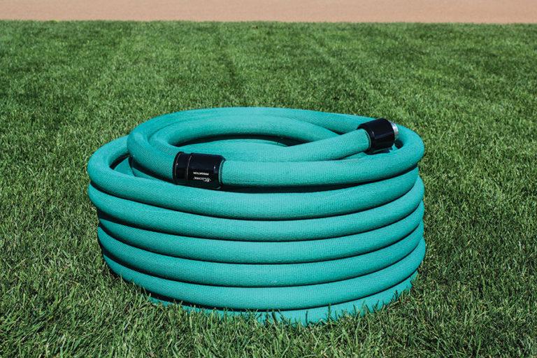 Groundskeeper's ultra light field hose