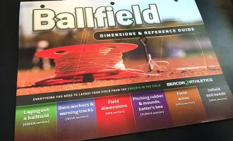 The Ballfield dimensions & reference guide