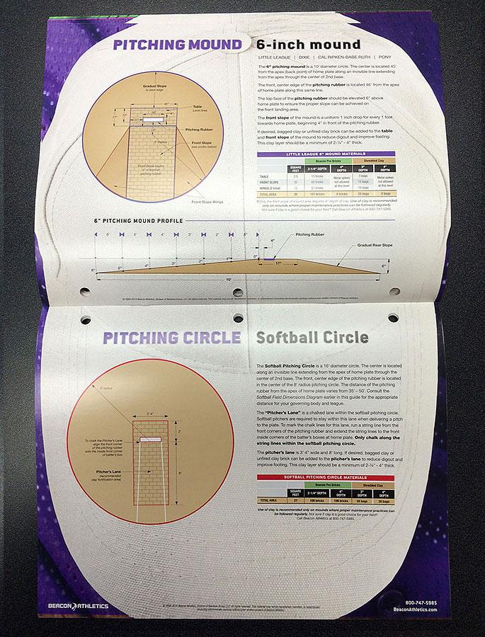 Baseball Field Dimensions Manual Guide